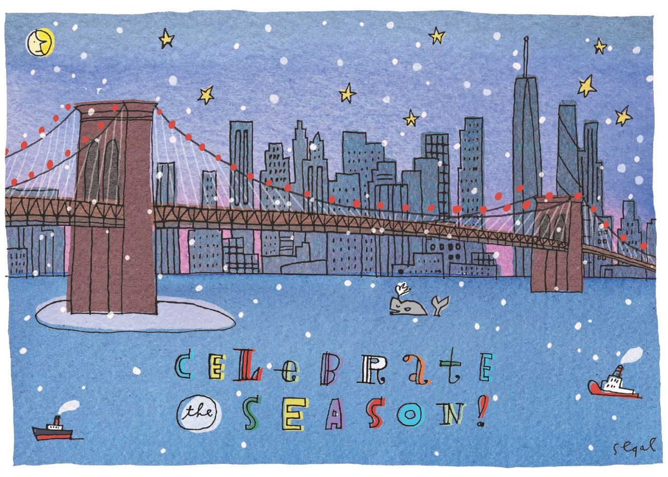 Holiday Cards Citymeals On Wheels